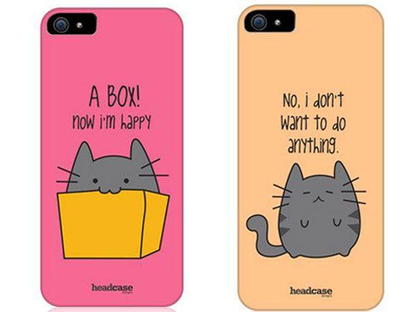 आपके आईफोन 5 के लिए 5 बहुत बढ़िया बिल्ली-थीम वाले मामले
