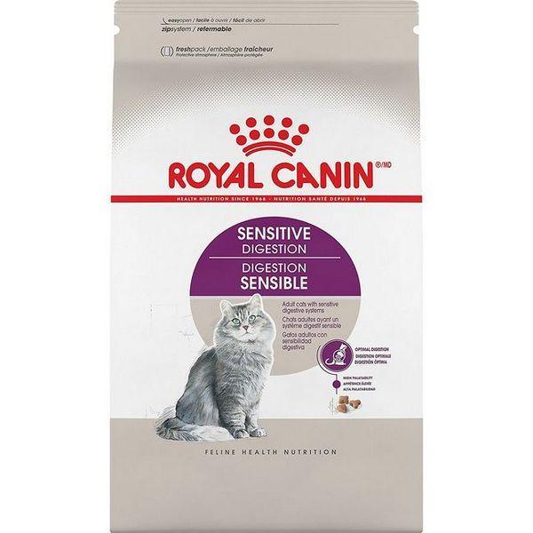 रॉयल कैनिन बिल्ली का बच्चा स्वास्थ्य पोषण संवेदनशील पाचन सूखी वयस्क बिल्ली खाना