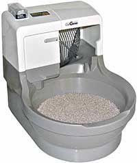 Catgenie स्वयं flushing litterbox