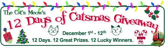 Catsmas giveaway: दिन 2 - कैल्विन स्मारक