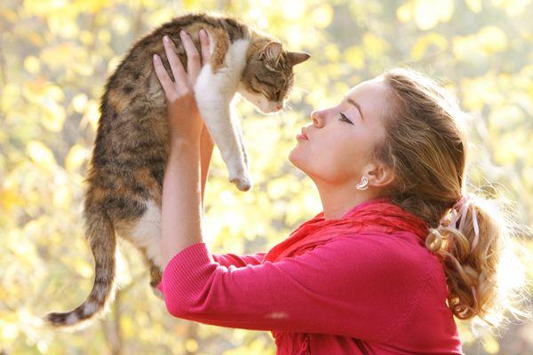 हास्य हमें: क्या होगा यदि आपकी बिल्ली (या कुत्ता) आपका बेहतर आधा था?